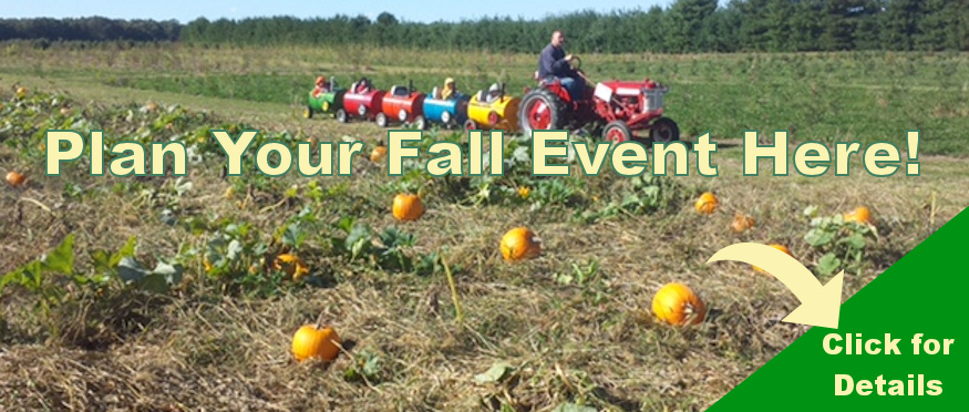 Fall Event Planning