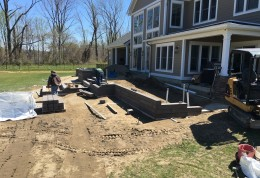 Land/Hardscaping