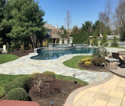 Hardscaping / Lighting Moorestown